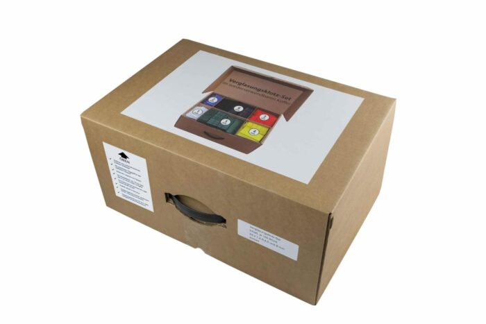Glazing packer case set-24-mm